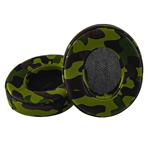 BOOM ear-cushions Camo Green