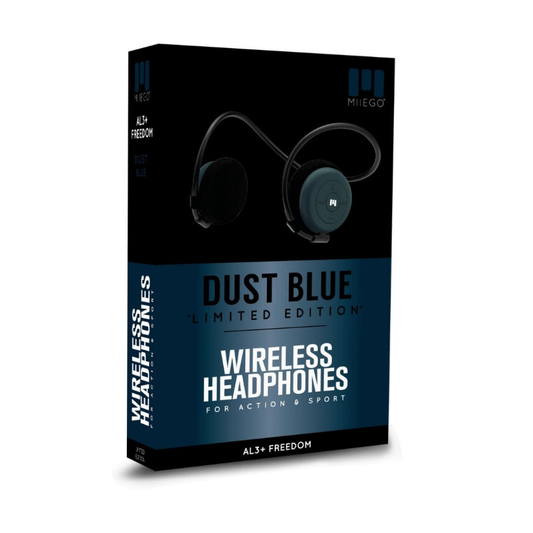 AL3+ FREEDOM DUST BLUE Packaging