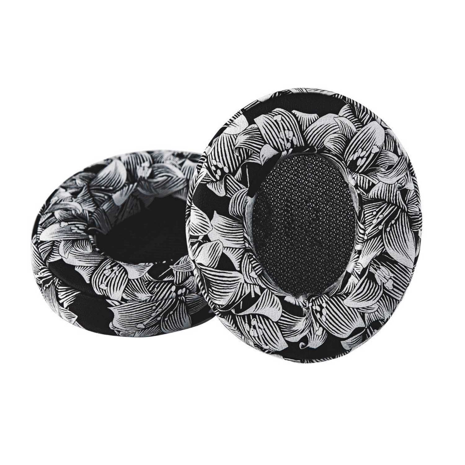 BOOM ear-cushions Black & White
